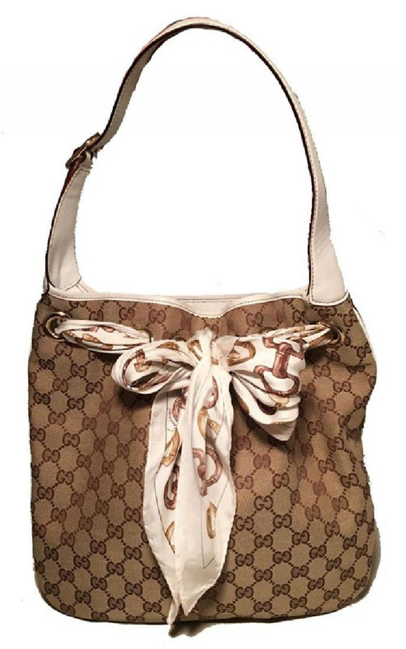 3d7a3c77ff73 Gucci Monogram Multicolor Canvas Shoulder Bag Replica Handbag ...